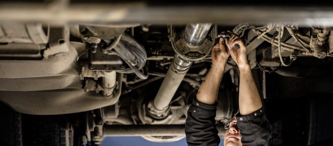 1e Monteur bedrijfswagens / APK-keurmeester